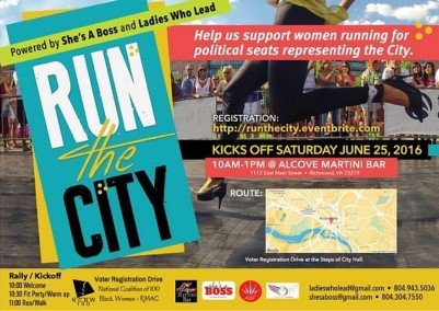 Voter Registration DriveNational Coalition of 100 Black Women (1)